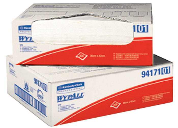 WYPALL* X70 Flat Sheet Wipers